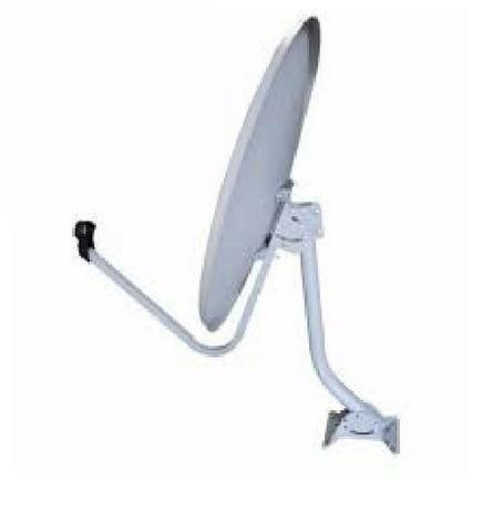 2 Antena Banda Ku 60cm + 2 Lnbf Duplo Incluso - Foto 4