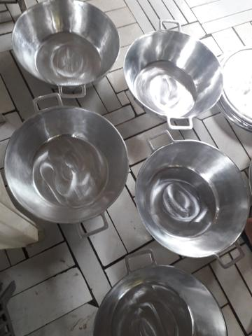 Tachos de alumínio Grosso - Foto 2