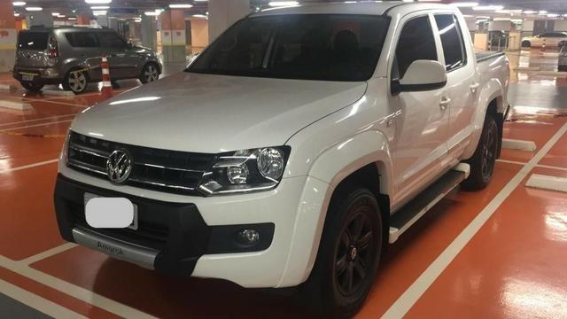 Vw - Volkswagen Amarok 2014