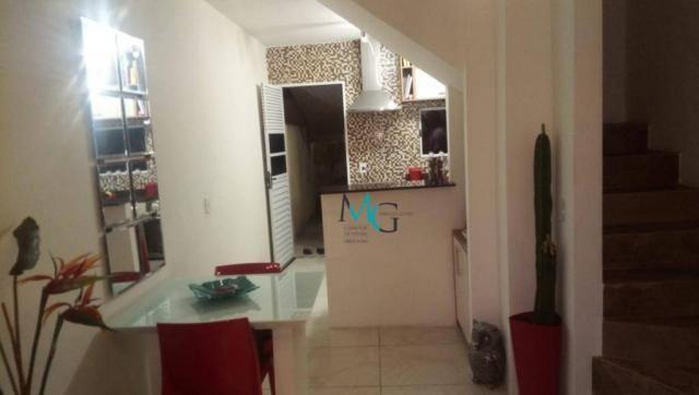 Excelente casa com 2 dormitórios à venda, 60 m² por R$ 185.000 - Guaratiba - Rio de Janeir