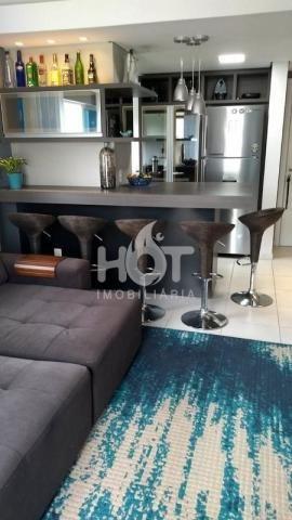 Apartamento à venda com 2 dormitórios em Ribeirão da ilha, Florianópolis cod:HI71570 - Foto 4