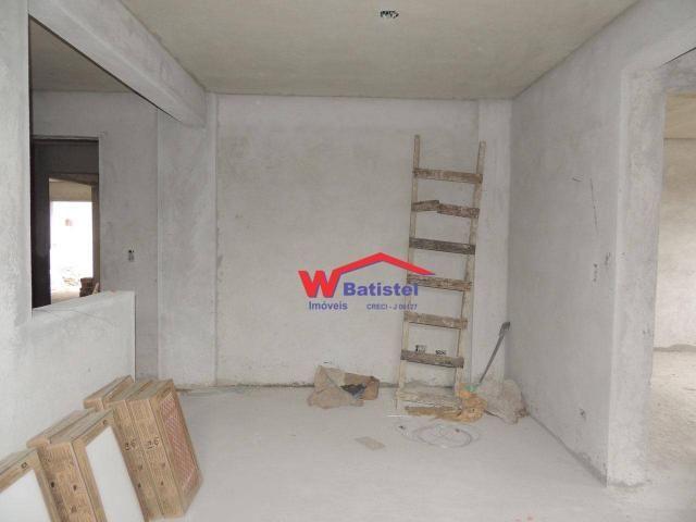 Apartamento com 2 dormitórios à venda, 51 m² - avenida lisboa, 325 - rio verde - colombo/p - Foto 3