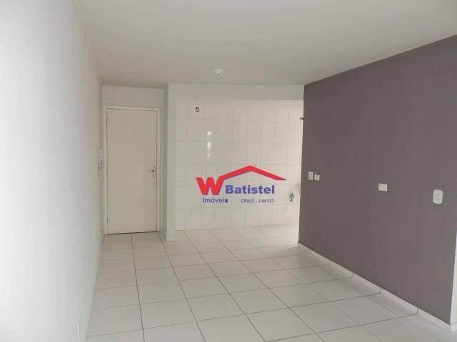 Apartamento com 2 dormitórios à venda, 46 m² por r$ 152.000 - rua tunísia nº 634 - fátima  - Foto 12