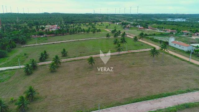 Terreno à venda, 300m² por r$ 22.000,00 - trairi - ceará - trairi/ce - Foto 7