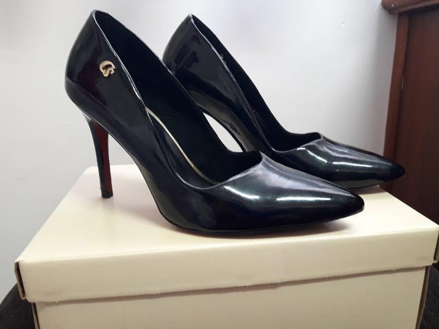 67845a2591 Sapato scarpin carmen steffens - Roupas e calçados - Jardim Barão ...