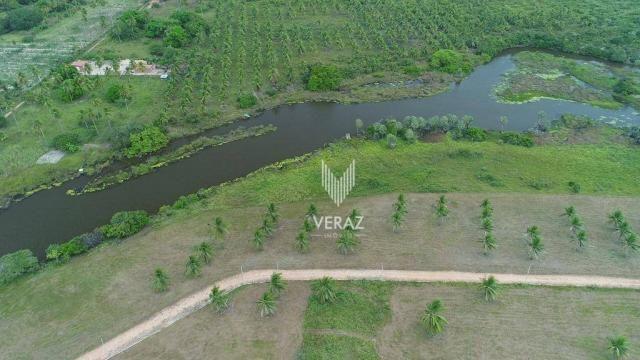Terreno à venda, 300m² por r$ 22.000,00 - trairi - ceará - trairi/ce - Foto 9