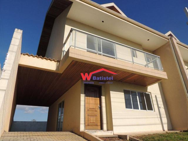 Sobrado com 3 dormitórios à venda, 177 m² - avenida joana d arc nº 206 -tanguá - almirante - Foto 2