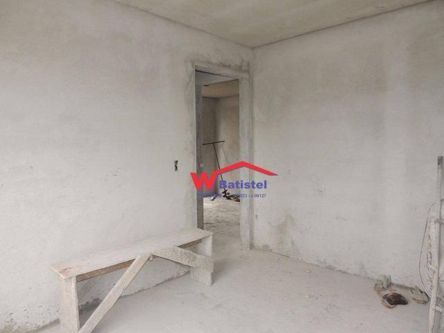 Apartamento com 2 dormitórios à venda, 51 m² - avenida lisboa, 325 - rio verde - colombo/p - Foto 14