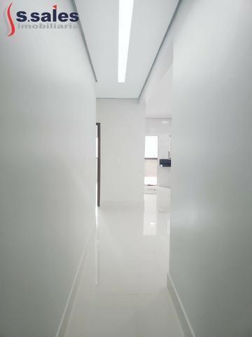Exclusiva!! Altíssimo Padrão em acabamento 3 quartos 3 suítes com closet - Foto 5