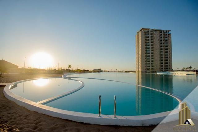 Brasil Beach Resort - 88 mts² 02 Quartos / 2 Vaga de garagem