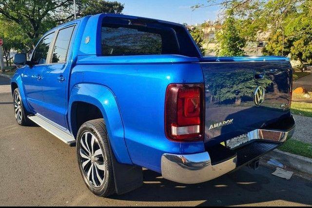 Vendo Amarok 2018 diesel - Foto 5