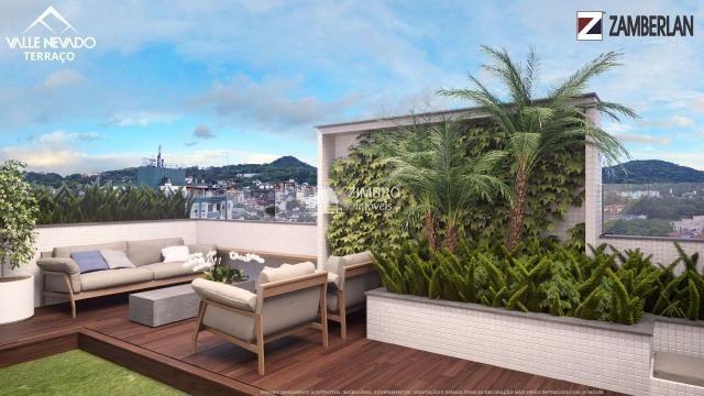 Apartamento 03 dormitórios para venda em Santa Maria com Suíte Sacada Churrasqueira Garage