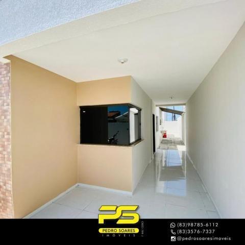 Casa com 2 dormitórios à venda por R$ 150.000 - Gramame - João Pessoa/PB - Foto 3