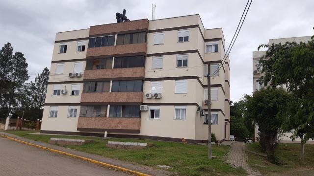 Apartamento para alugar 03 dormitórios em Santa Maria Semi-mobiliado com Sacada com churra - Foto 16