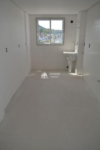 Apartamento 03 dormitórios para venda em Santa Maria com Suíte Sacada Churrasqueira Garage - Foto 13