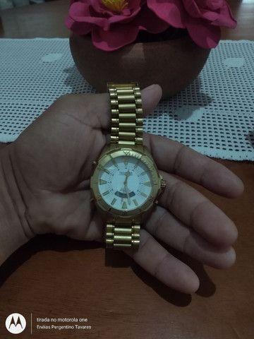 Relógio TECHNOS SKYDIVER PROFISSIONAL Vendo ou troco por celular  - Foto 4