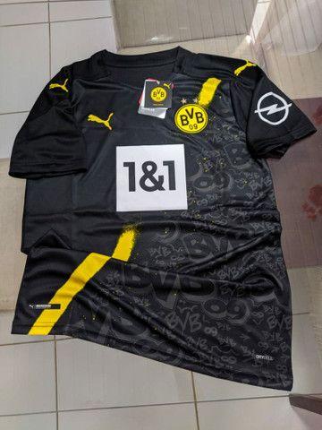 Camisa Borussia 2020/2021