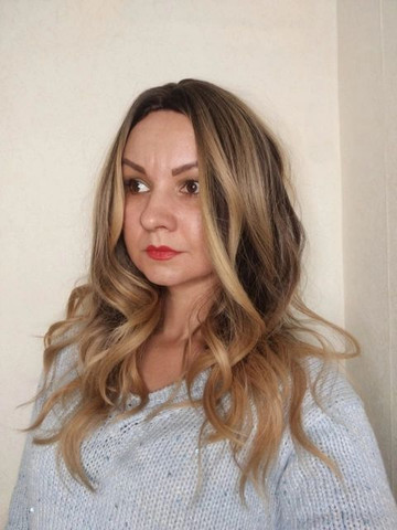Peruca wig nova  - Foto 2