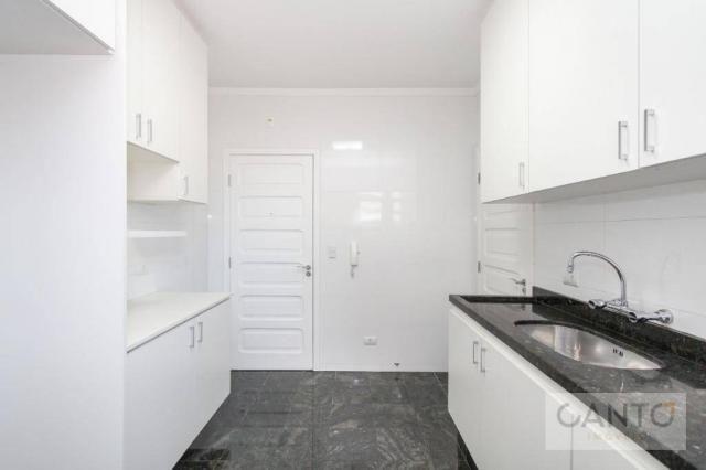 Apartamento com 3 dormitórios para alugar no Batel - condomínio com valor baixo, 96 m² por - Foto 10