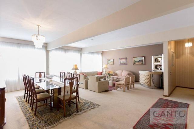 Apartamento com 4 dormitórios (1 suíte) à venda no Alto da XV, 289 m² por R$ 779.000 - Cur - Foto 7