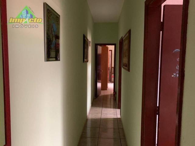 Casa com 2 dormitórios à venda, 70 m² por R$ 250.000 - Maracanã - Praia Grande/SP - Foto 12