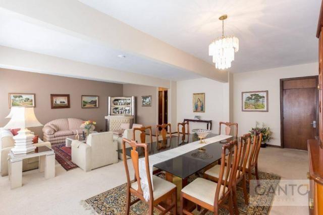 Apartamento com 4 dormitórios (1 suíte) à venda no Alto da XV, 289 m² por R$ 779.000 - Cur - Foto 8