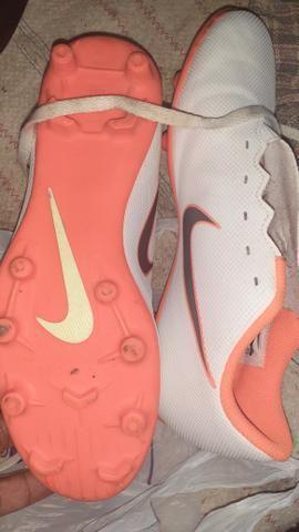 Vendo ou troco chuteira da Nike