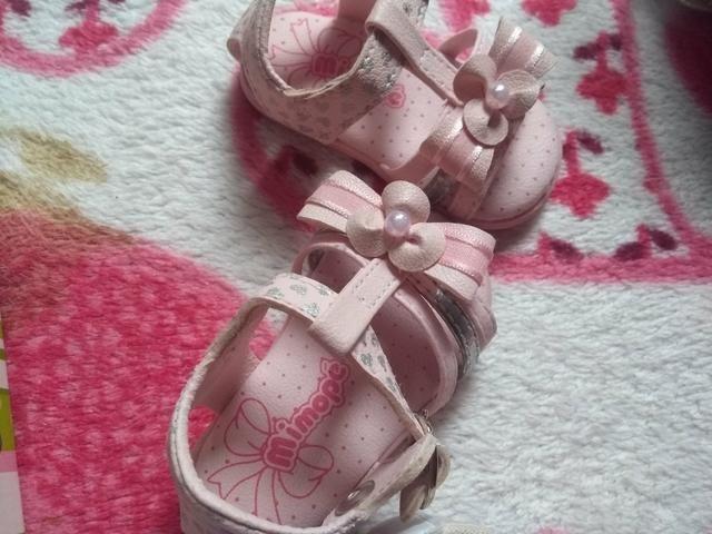Sapatinhos de bebê - Foto 4