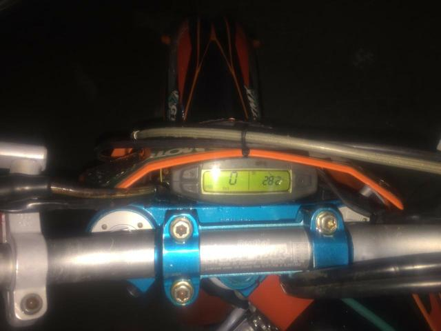 Moto de Trilha Ktm Exc 450 - Foto 9