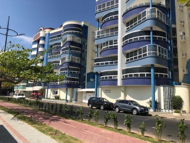 Apartamento 2 quartos vista para praia climatizado