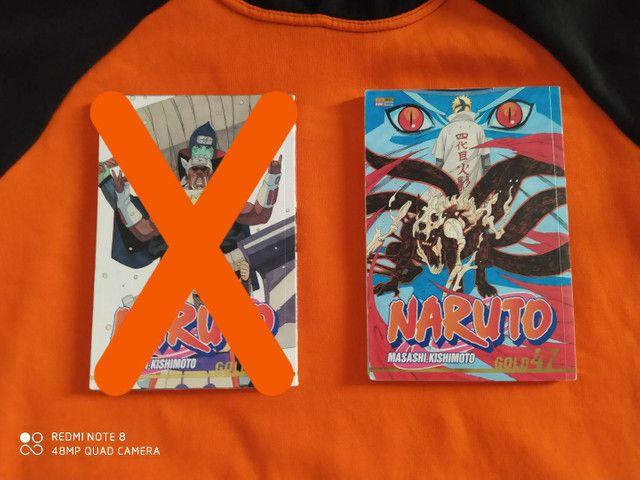 Diversos mangás de Naruto - Foto 6