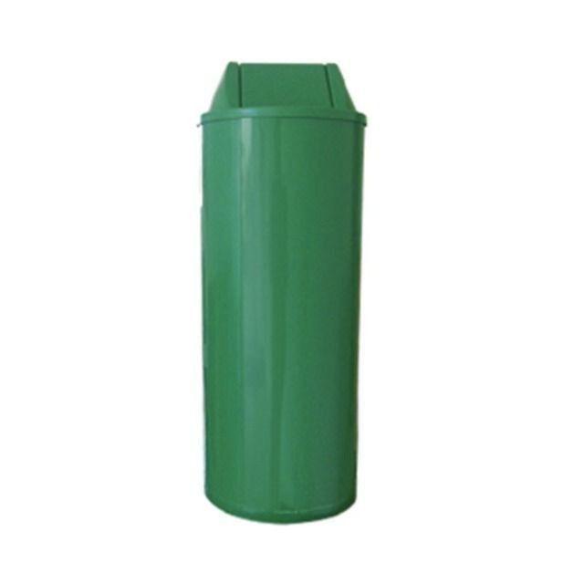 Cesto de Lixo com Tampa Basculante 23l - Kit com 6 unidades