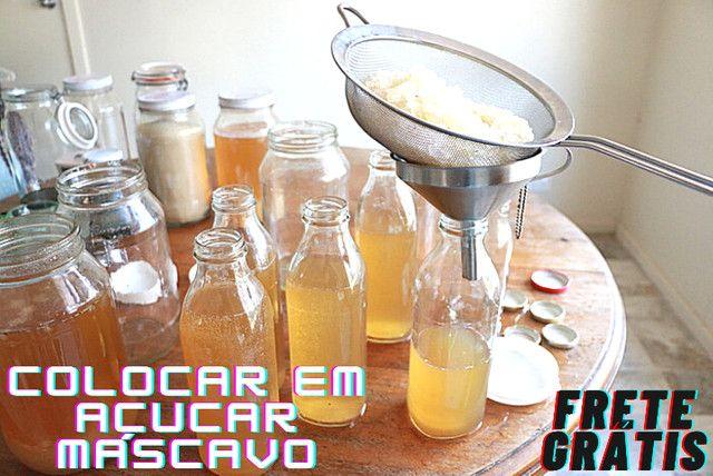 Kefir De Água Frete Grátis Com Brinde !!! R$9,97 - Foto 3