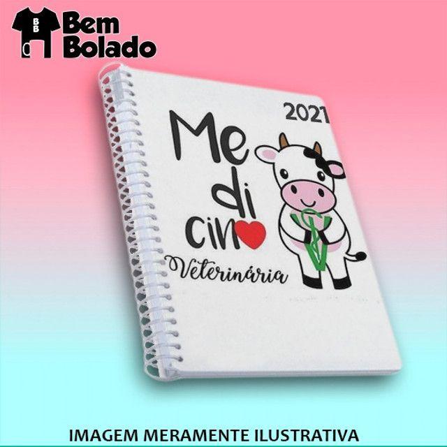 Agenda 2021 Veterinário Veterinária Medicina - Foto 2