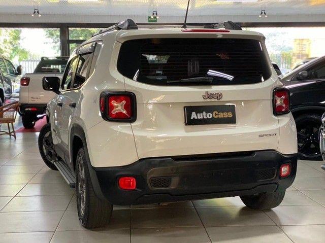 Jeep Renegade 1.8! Sport! Top! Com Acessórios Exclusivos! Raridade! Até 100 % Financiado. - Foto 12