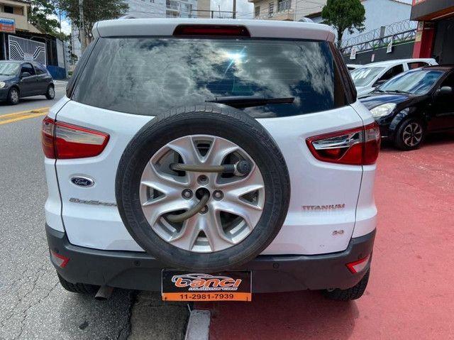 Ford - EcoSport Titanium 2.0 (Automático + Banco de Couro) - Foto 7