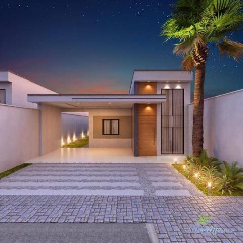 Casa à venda, 132 m² por R$ 469.000,00 - Tamatanduba - Eusébio/CE - Foto 12
