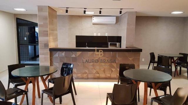 Edf Barão José Miguel Apartamento com 3 dormitórios à venda, 107 m² por R$ 557.000 - Farol - Foto 11