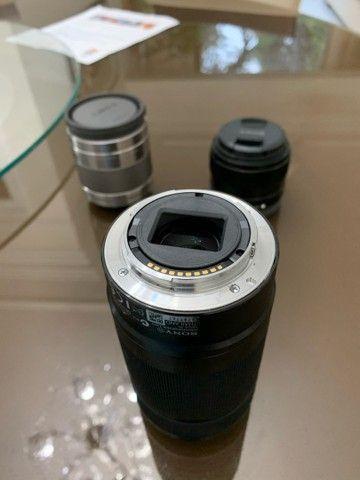 Lente Sony E 55-210mm F/4.5-6.3 Oss  - Foto 3