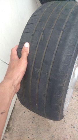 Vendo 17 Santorine tala 6 vai com os pneu - Foto 2