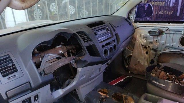 Toyota Hulix SW4 2007 A 2012 Sucata Com Garantia - Foto 14