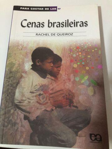 Livro paradidático Cenas brasileiras  - Foto 2