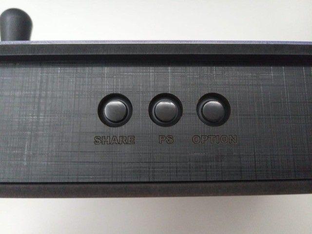 Controle Arcade TGM para PS4 Nativo - Funciona em todos os jogos de Luta - Foto 5