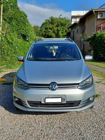 Volkswagen VW Spacefox 1.6 Confortline Única Dona Revisada Sujeito a Exame - Foto 2