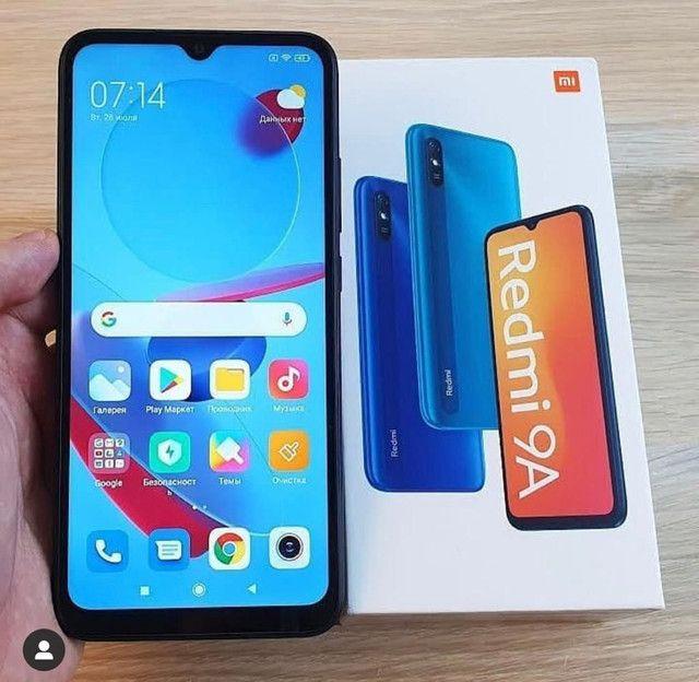 Celular bom , bonito e barato... SmartPhone Xioami Redmi 9 a - Foto 3