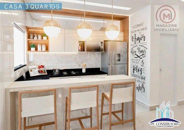 Casa com 3 dormitórios à venda, 100 m² por R$ 350.000,00 - Fontana I - Porto Seguro/BA - Foto 4