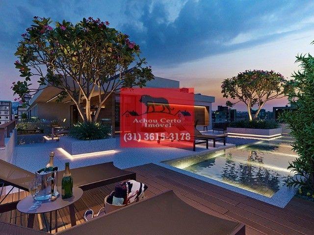 Apartamentos novos com 1 e 2 quartos à venda no bairro Santo Agostinho em BH - Foto 2