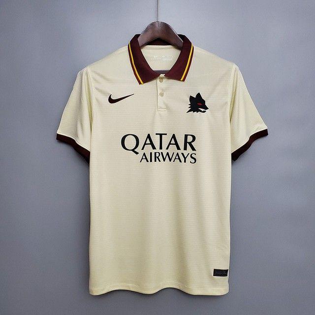 Camisa Roma Away 2021  - Foto 2