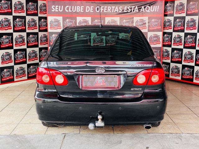 Corolla 1.8 XEI Automática 4P * Com Apenas R$ 4.000,00 de Entrada - Foto 12