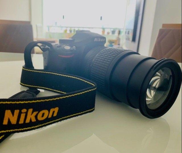 Câmera Fotográfica NIkon D5200 - Foto 6